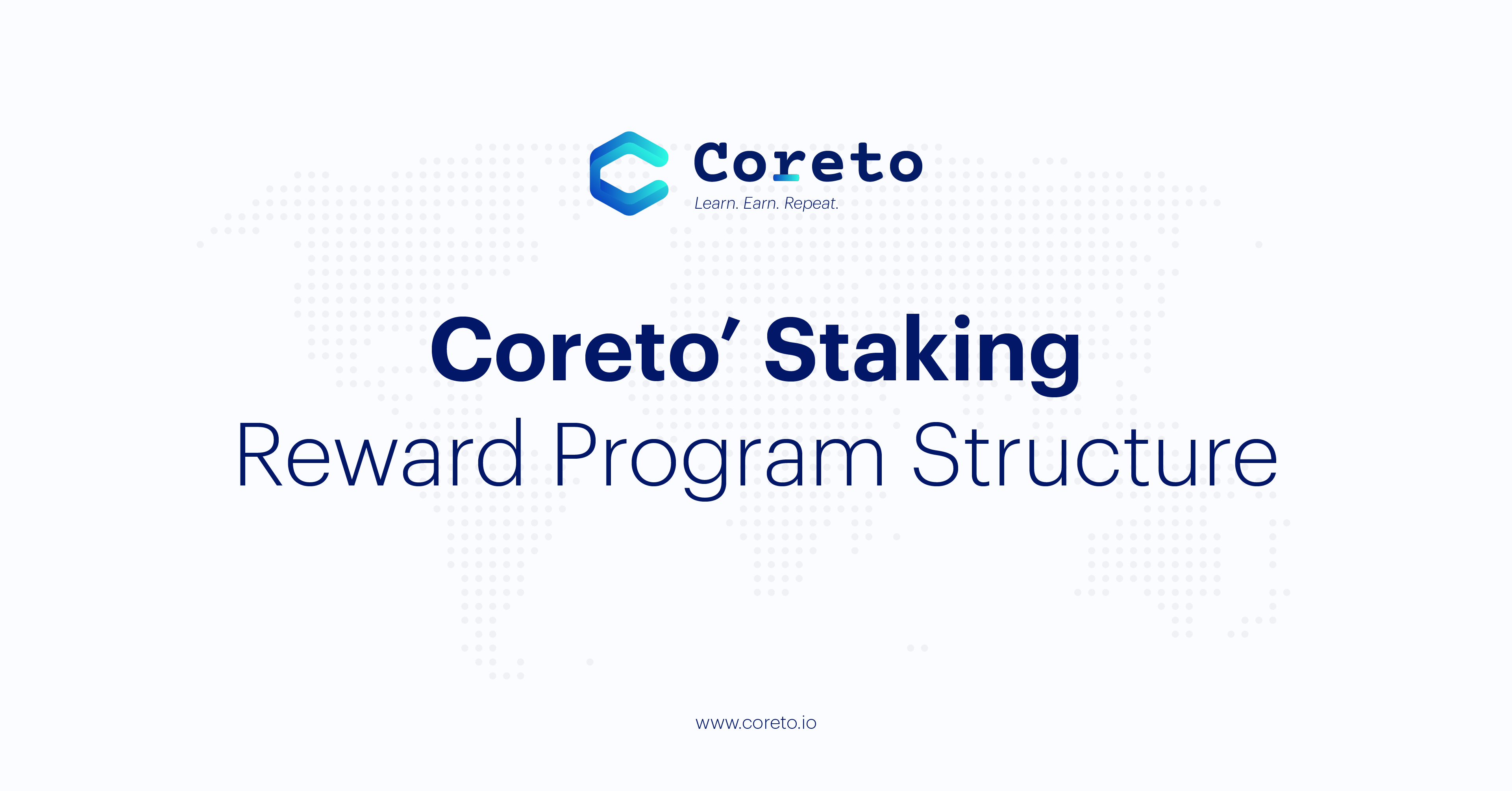 coreto staking reward program