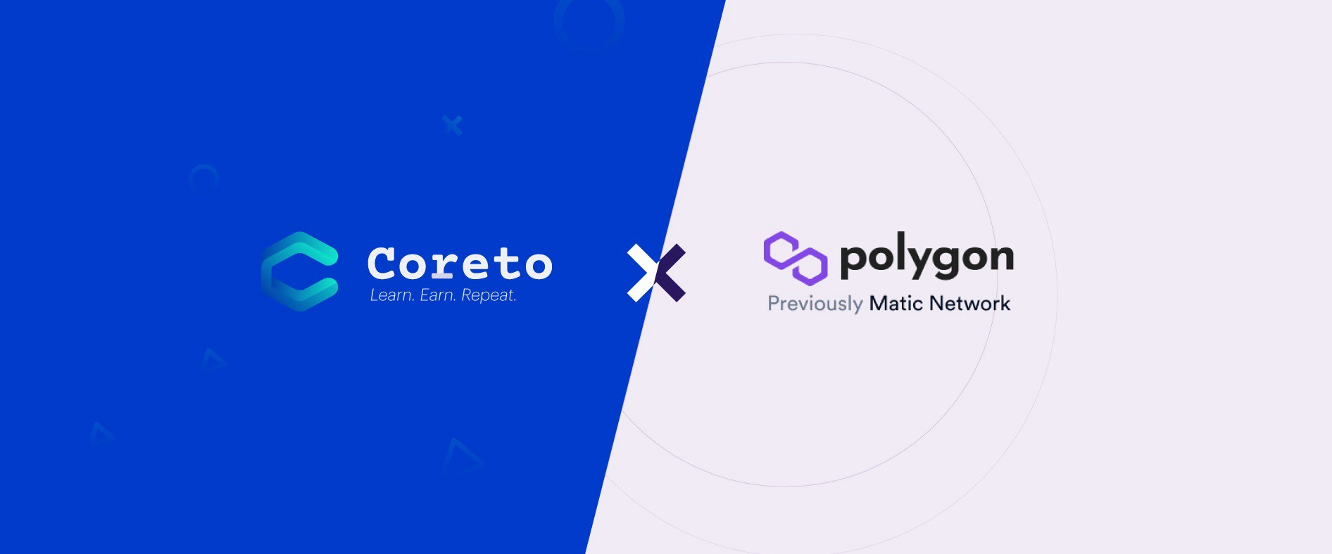 Coreto partners up with Polygon