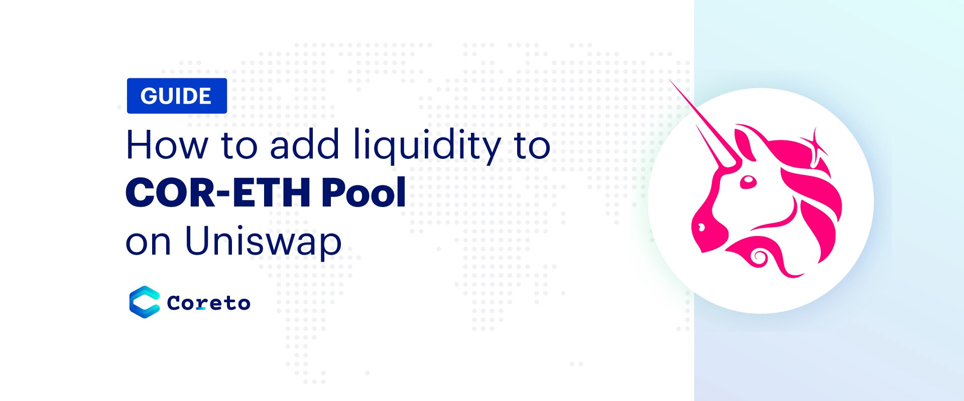 How to add liquidity to Uniswap Guide