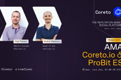 ProBit [Español] x Coreto AMA Transcript