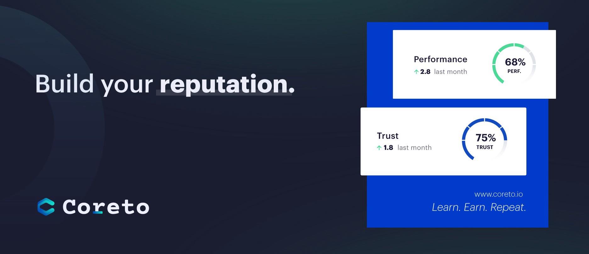 Coreto | SOOP — trust in crypto space