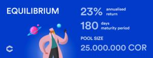 Coreto Equilibrium Pool